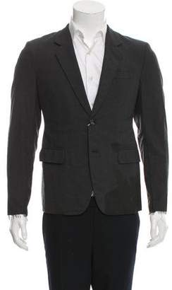Libertine Raw-Edge Wool Blazer w/ Tags