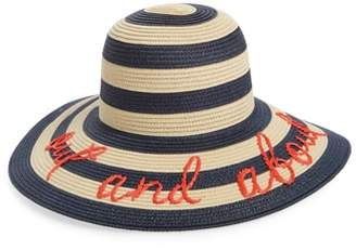 Kate Spade New York Out And About Straw Hat