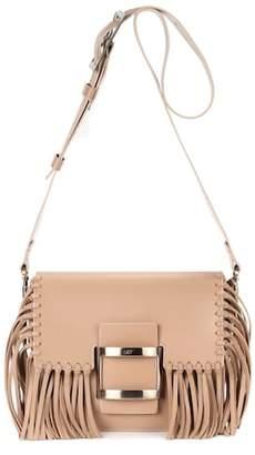 Roger Vivier Viv Mini leather shoulder bag