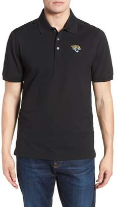 Cutter & Buck Jacksonville Jaguars - Advantage Regular Fit DryTec Polo