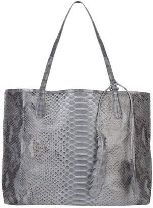 Nancy Gonzalez Python Skin Carry All Tote Bag