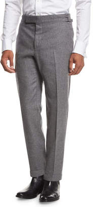 Tom Ford O'Connor Flannel Dress Pants