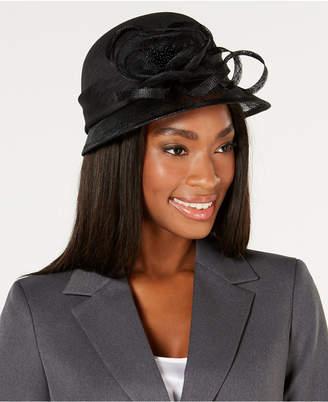 Splendid August Hats Textured Cloche