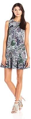 Cynthia Rowley Women's Short Crepe Dress