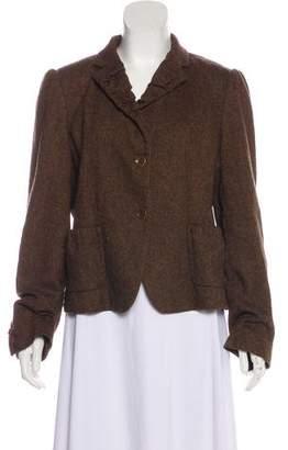DKNY Wool-Blend Blazer