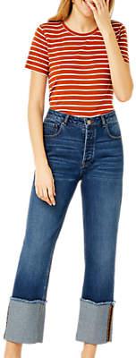 Warehouse Smart Stripe T-Shirt