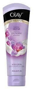 Olay Body Lotion, Luscious Orchid