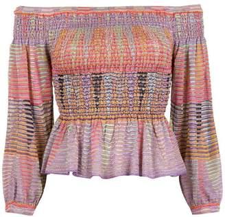 Cecilia Prado knit Ana blouse