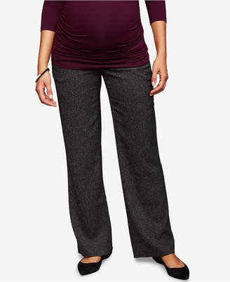 A Pea in the Pod Maternity Bootcut Dress Pants