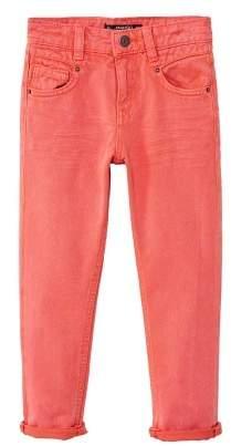 MANGO Faded slim jeans