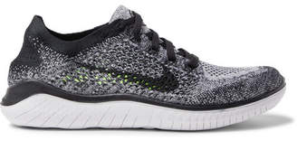 Nike Running Free Run 2018 Flyknit Sneakers