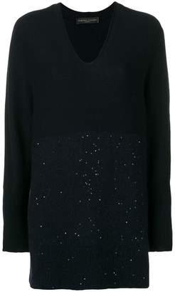 Fabiana Filippi sequin embellished sweater