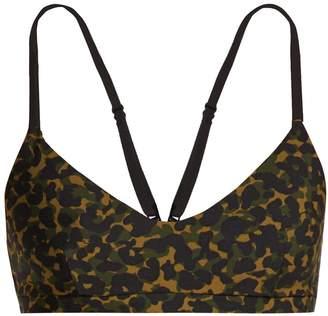Tulip Zoe floral-print sports bra The Upside Amazing Many Kinds Of Cheap Online Hot Sale ek3N4anaQ