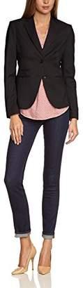 More & More Women's Blazer Sina I 88996502 Plain Blazer,(Manufacturer size: 38)
