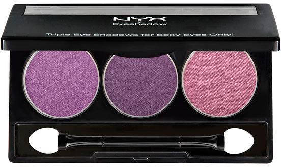 NYX Eyeshadow Trio