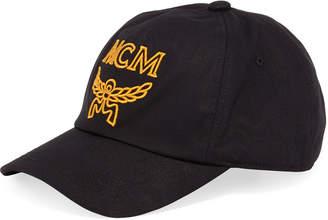 MCM Men's Logo-Embossed Collection Baseball Cap