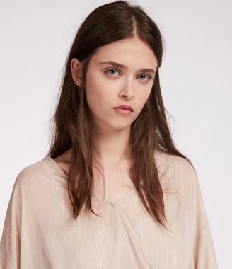 AllSaints Hattie Stripe Top
