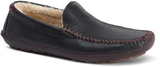 Trask Denton Driving Shoe with Genuine Shearling