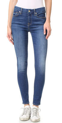 7 For All Mankind b(air) Ankle Skinny Jeans $179 thestylecure.com
