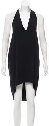 VPL High-Low Midi Dress