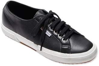 L.L. Bean L.L.Bean Women's Superga COTU 2750 Leather Sneakers