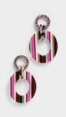 Elizabeth Cole Erin Earrings