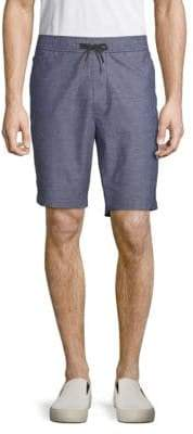 Calvin Klein Heathered Drawstring Shorts