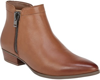 Naturalizer Side Zip Ankle Boots - Blair