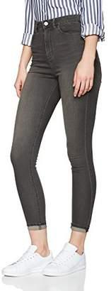WÅVEN Women's Anika Jeans, (Earl Grey), (Size:10)