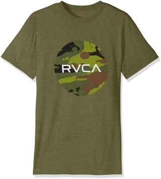 RVCA Men's Stash Motors Tee