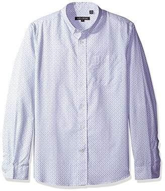 Slate & Stone Men's Colton Long Sleeve Point Collar Shirt