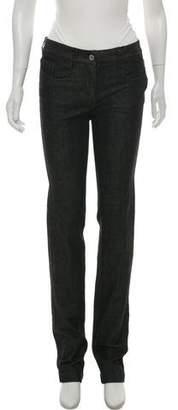 Dolce & Gabbana Straight-Leg Mid-Rise Jeans w/ Tags