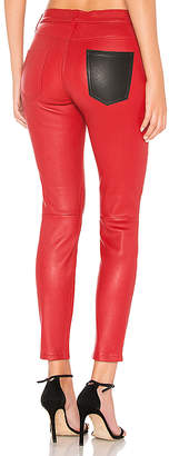 Current/Elliott The Stiletto Leather Pant