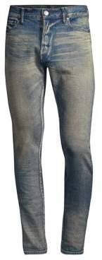 John Elliott The Cast 2 Archive Rust Slim-Fit Jeans