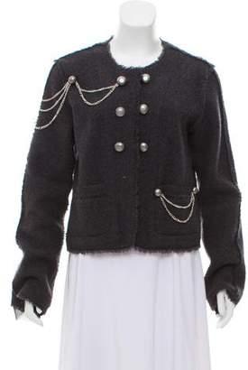 Haute Hippie Wool Casual Jacket
