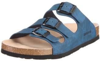 Dr. μ Dr. Brinkmann Womens 700450 Mules Blue Blau (marine) Size: (5 Damen UK)
