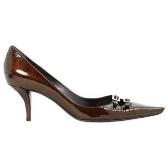 Roger Vivier Patent leather heels