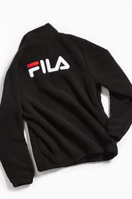 Fila McMillan Full-Zip Sherpa Sweatshirt Jacket