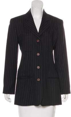 Burberry Burberry's Vintage Wool Coat