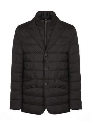 Herno Single Breasted Padded Jacket