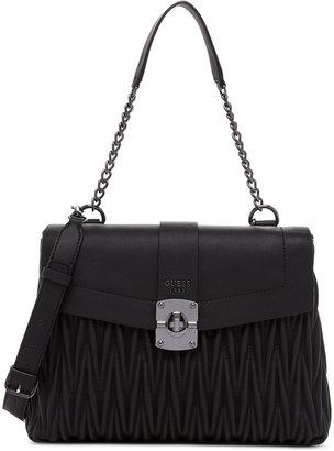 GUESS Keegan Shoulder Bag $118 thestylecure.com