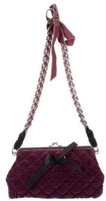 6959d24ffd48 Marc Jacobs Quilted Shoulder Bag - ShopStyle