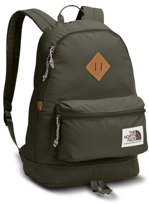 The North Face Berkeley Backpack - Brown $65 thestylecure.com