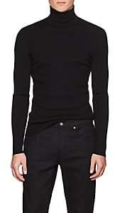 Ralph Lauren Purple Label Men's Merino Wool Turtleneck Sweater - Black