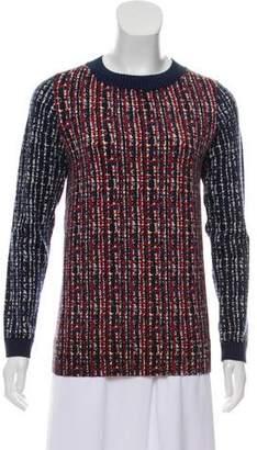 Tory Burch Printed Wool Sweater