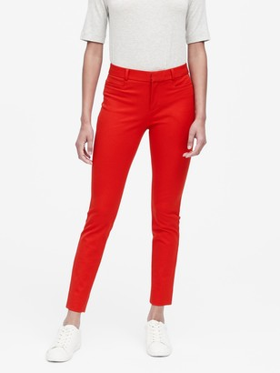Banana Republic Modern Sloan Skinny-Fit Washable Pant