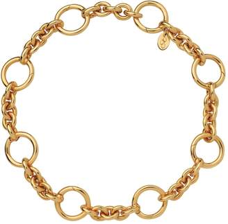 Links of London Yellow Gold Capture Charm Bracelet