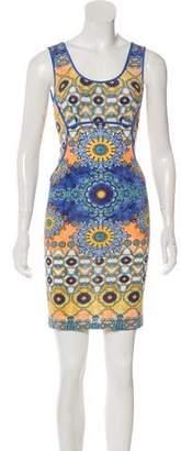 Philosophy di Alberta Ferretti Ornate Bodycon Dress