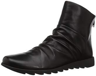 The Flexx Women's Scrunchie Ankle Boot