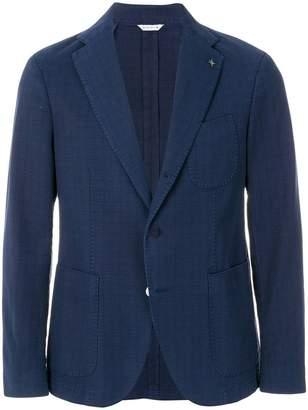 Manuel Ritz check blazer